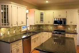 kitchen ideas antique white cabinets. Crackle Kitchen Cabinets Antique White Subway Tile Design Layout Glass Ideas S