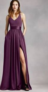 Purple Formal Evening Gowns Prom Dresses In PurpleEggplant Dresses For Weddings