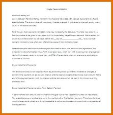 Promissory Note Word Template Example Of Promissory Note To Pay Payment Free Template For