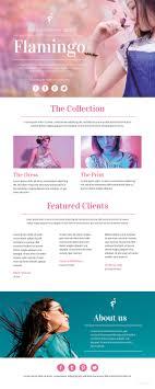 81 Best Newsletter Templates 2018 Free Premium Templates