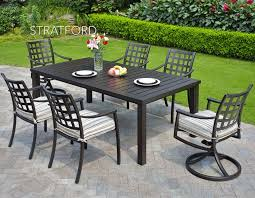 comfortable patio furniture. Dining Set Comfortable Patio Furniture T