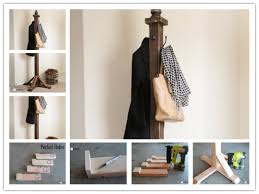 Make A Coat Rack How to make your own DIY coat rack step by step tutorial 56