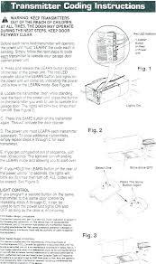 how to program genie garage door opener how to program genie garage door opener to car