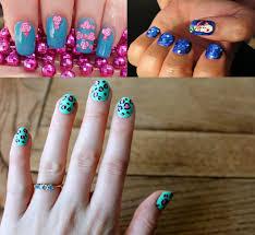 Creative Easy Diy Nail Designs Step By Step Easy Nail Design Easy ...