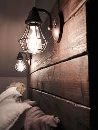 bedroom headboard lighting. best 25 headboard lights ideas on pinterest rustic wood bed and wooden beds bedroom lighting