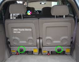 The Car Seat Lady – Toyota Sienna