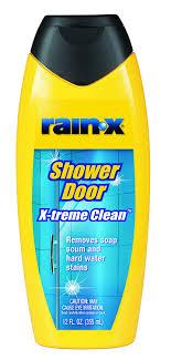 Amazon.com: Rain-X 630035 Shower Door Cleaner, 12 fl. oz.: Automotive