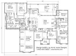 floor plan s4351l
