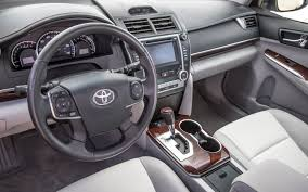 toyota camry xle 2013 | 2012 Toyota Camry XLE Interior Photo 26 ...