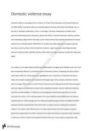 violence in the family essay family violence essay by canchaser anti essays