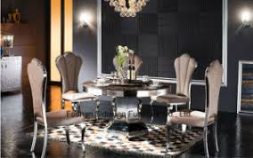 China Modern Hotel Dining Chair Stainless Steel Restaurant