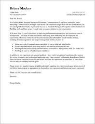Operations Manager Cover Letter Resume Cv Cover Letter