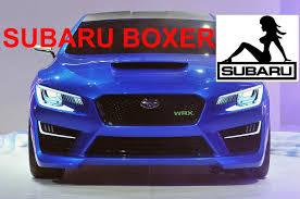 Subaru WRX 2017 NEW Concept | SUBARU WRX BOXER - YouTube