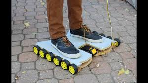 How To Macke How To Make A Simple Homemade Hoverboard