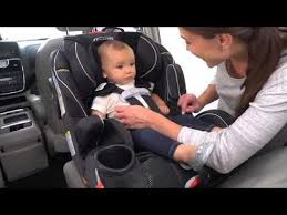 Graco - SmartSeat with Safety Surround All-in-One Car Seat Product Video YouTube