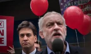 Image result for miliband corbyn images
