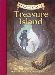 treasure island classic starts series by robert louis stevenson lucy corvino paperback barnes noble
