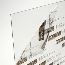 lexan 24 in x 18 in x 0 093 in polycarbonate sheet
