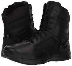 Bates Women S Boots Size Chart Details About Bates Mens Raide 8 Hot Weather Side Zip Military And Tactical Black Size 10 5