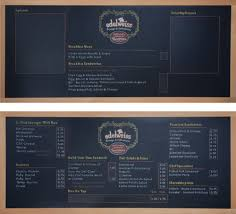 Chalkboard Menu Board Custom Chalk Menu Board For Restaurant Chalk It Up Signs