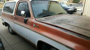 Chevrolet Blazer cars for sale