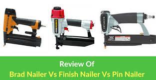 hitachi pin nailer. review of brad nailer vs finish pin hitachi