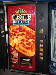 Tombstone Pizza Vending Machine Beauteous Pizza Vending Machine In My Home Vending Machines Pinterest