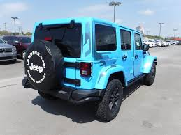 2017 New JEEP Wrangler Unlimited Winter 4x4 at Landers Chrysler ...