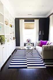 office good looking black and white stripe rug 5 decorating like a pro striped black and