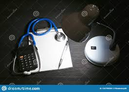 Medical Insurance Cost Calculation Stock Image Image Of