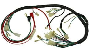 70 110cc 4 stroke atv wiring harness 110cc atv wire harness