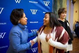 Wellesley names its first African-American president - The Boston Globe