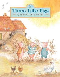 the three little pigs 9780735840584 hr