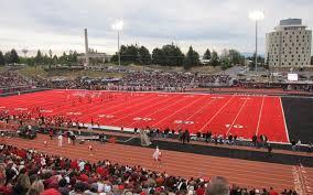 Eastern Washington Football Seating Chart Roos Field Seating Chart Seatgeek