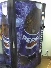 Hack Pepsi Vending Machine Stunning Hack Lookout Hack A CokePepsi Machine