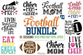 Use by itself or copy and mirror it for a toast. Football Svg Bundle Cricut Free Football Mom Free Svg Files Monogram
