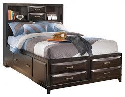 Kira Full Storage Bed