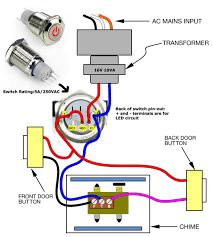 doorbell transformer wiring diagram doorbell image wiring a doorbell diagram solidfonts on doorbell transformer wiring diagram