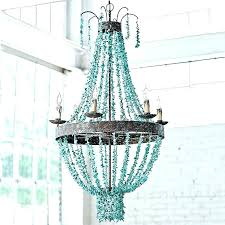 turquoise chandelier beaded light fixtures with popular and design earrings