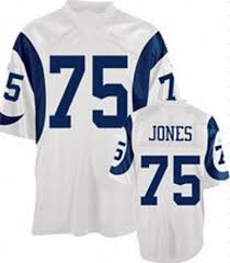Jones Angeles Jersey Throwback Deacon Los Rams ddcccffdd|What To Watch Out Live Online And Their Sport Schedule