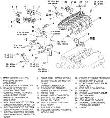 2004 mitsubishi endeavor engine diagram vehiclepad 2008 ford taurus x 3 5l mfi dohc 6cyl repair guides engine