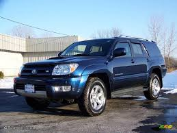 2005 Stratosphere Mica Toyota 4Runner Sport Edition 4x4 #24693739 ...