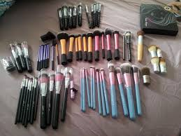 also i m waiting for more brushes to arrive soon excited