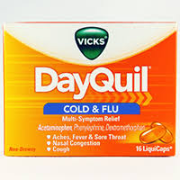 Dayquil Cold Flu Dosage Rx Info Uses Side Effects