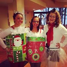 7 Best Christmas Costumes Images On Pinterest  Christmas Parties Christmas Party Dress Up Ideas