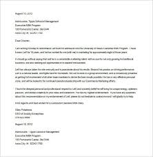 Letter Of Recommendation For Letters Of Recommendation For Graduate School Bravebtr