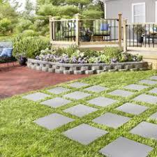 garden blocks. Pavers \u0026 Stepping Stones Garden Blocks E