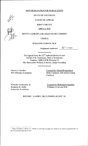 2009 CA 1915 Decision Appeal