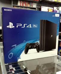 sony used playstation 4 500gb system black. used - sony playstation 4 (ps4) pro 1tb jet black 500gb system o