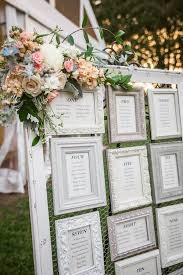 The Smarter Way To Wed Spring Weddings Seating Chart